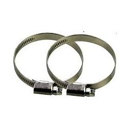 Colliers de serrage 16-27mm 2x