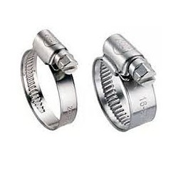 Colliers de serrage Inox 19 x