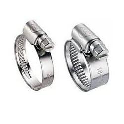 Colliers de serrage Inox 22 x
