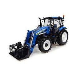 New Holland T6.145+charg front
