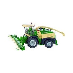 Ensileuse maïs Krone BigX 580
