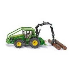 Tracteur forestier John Deere