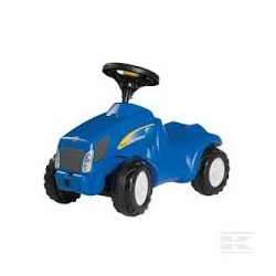 New Holland tracteur de course