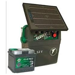 ELECTRIFICATEUR CLOVERT B25 + KIT SOLAIRE