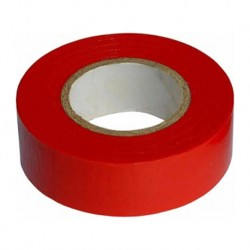 2 ROULEAUX RUBAN ADHESIF ROUGE