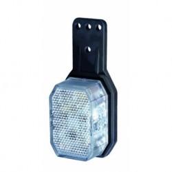 FEU GABARIT LED D ROUGE/BLANC