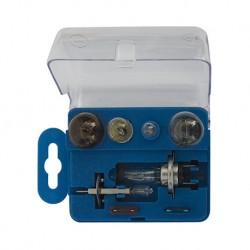 COFFRET AMPOULES H1 H7 12V