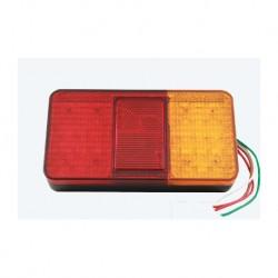 FEU ARRIERE LED 12/24 150x80