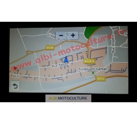 GPS TABLETTE DRIVE TRACK
