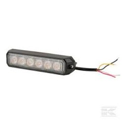 Avertisseur flash LED 6x3W